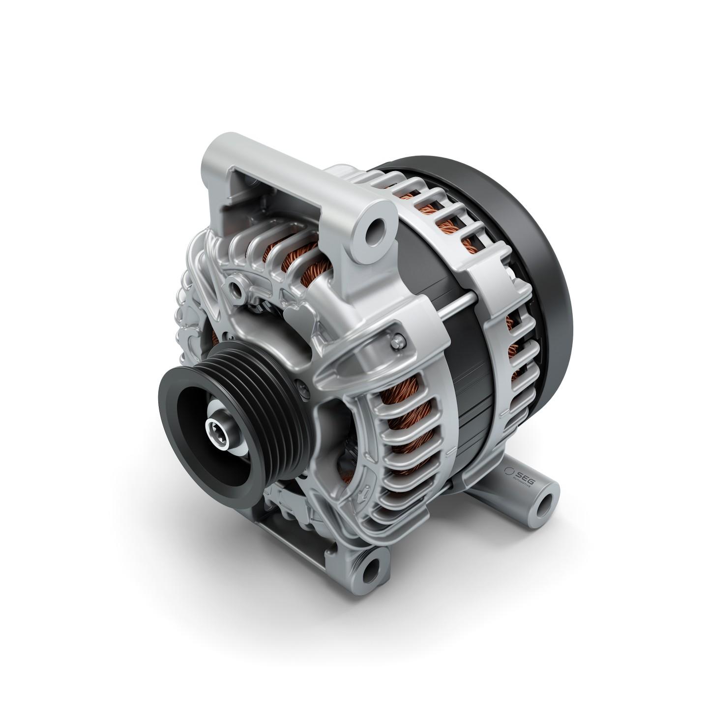 Power Density Line Generator für PKW mit höherem Leistungsbedarf