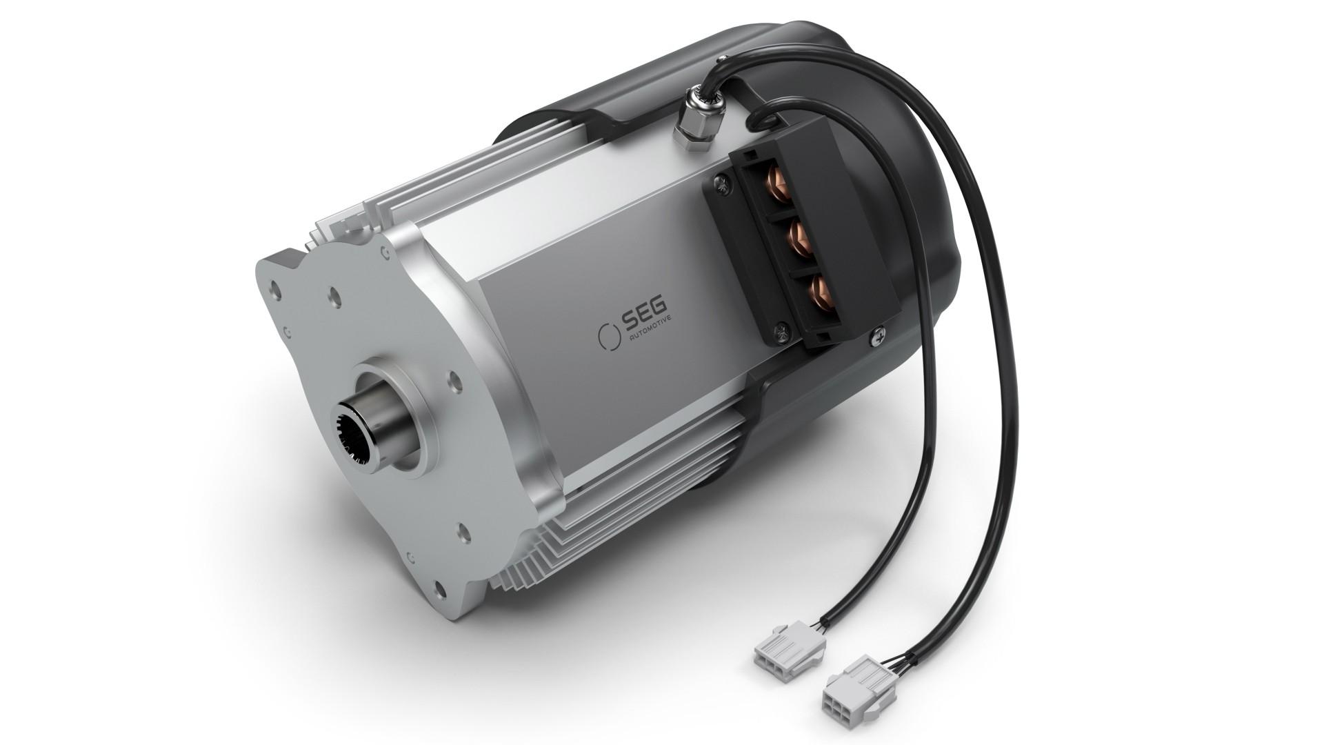 48V Elektromotor EM 1.8 für elektrische Leichtfahrzeuge wie Rikschas