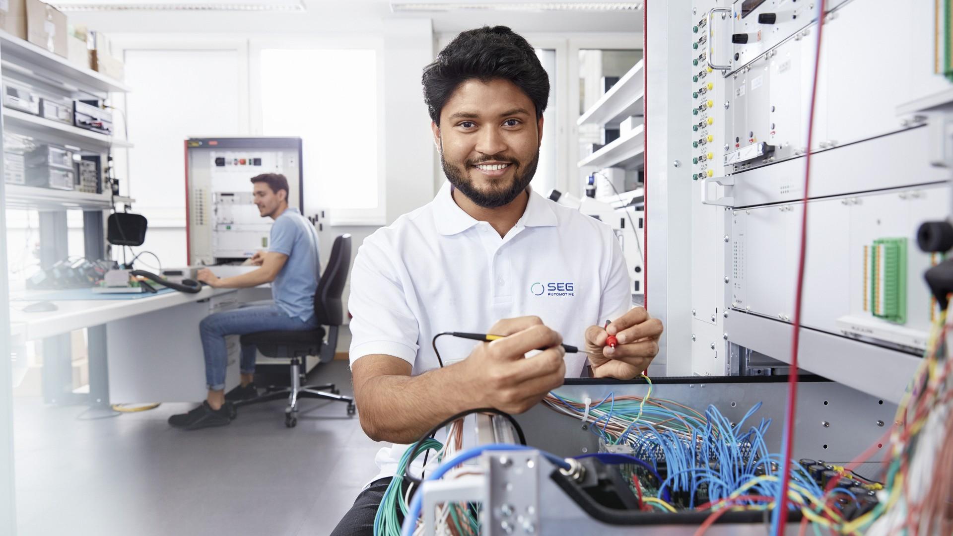 Engineer electronics hardware development