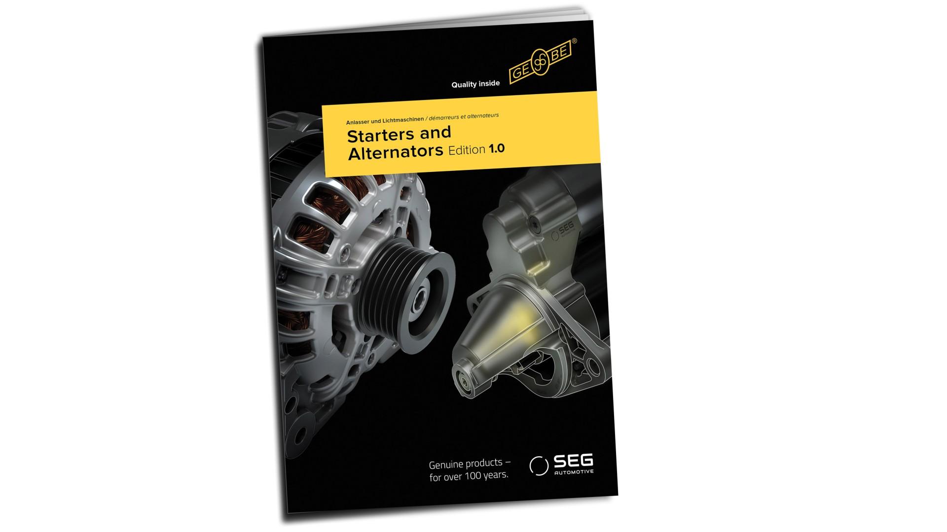 IKA Aftermarket Katalog präsentiert SEG Automotive Produkte