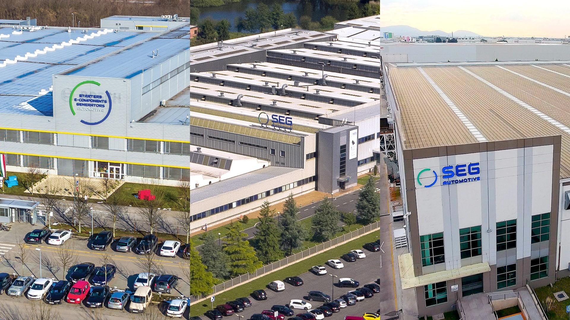 索恩格汽车在匈牙利米什科尔茨、西班牙拉雷多和墨西哥莱尔马的工厂