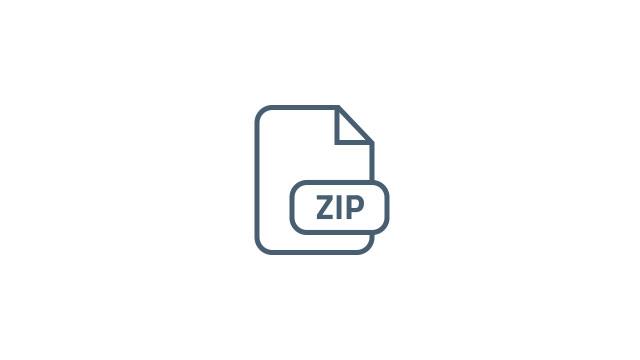ZIP Datei